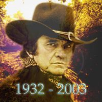 Johnny Cash 1932 to 2003 by dreamweaverno1