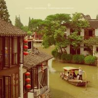The Venice of the East by JeanFan