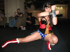 Metrocon Friday -Wonder Woman- by Prota-Girl