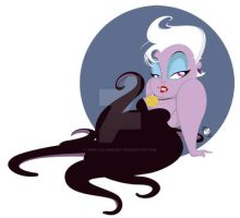Sexy Ursula by smallvillereject