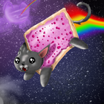 My Nyan Cat by xXLegendary-FuryXx