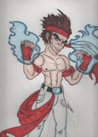 Ryu My Style by DeVanceArt