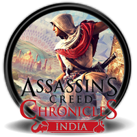 AC Chronicles: India - Icon by Blagoicons