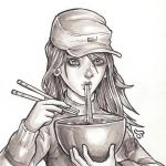 The Pho by dpdagger