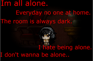 {Vent} Leaving alone by 4EverAlonei