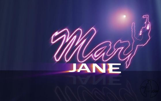 Love that Mary Jane by MrRender