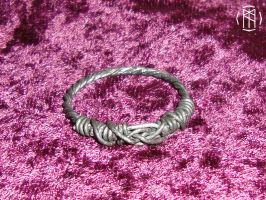 Wireweave Ring 1 by dalentalas