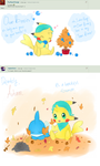 .: Ask my Ocs 15 :. by FnFiNdOART