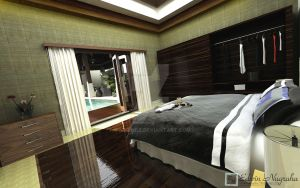 De Bliss Master Bedroom by vaD-Endz