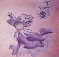 Mismagius by beverly546