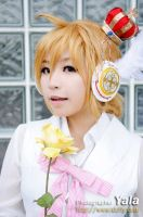 Len cosplay by Muffin-PrincessCraft