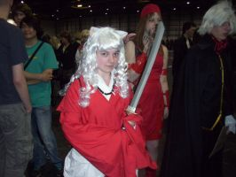 Anime Expo - InuYasha by BabemRoze