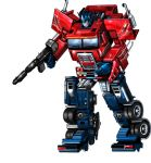 Optimus 3 movie concept Colors by Prowler974