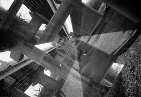 bridge planes by DYslexiC-photo