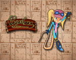 Pasadena O' Possum Wallpaper by E-122-Psi