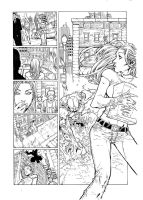 witchblade ink sample 2 by SannyF