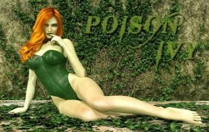 Poison Ivy Wallpaper - Zarnoth by Zarnoth