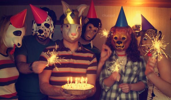 animal head tumblr party - photo #33