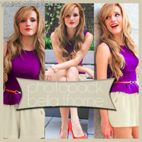 Bella Thorne Photopack by youreperfecttome