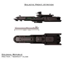 PAC-704 'Serpent' Class by Hazzard65