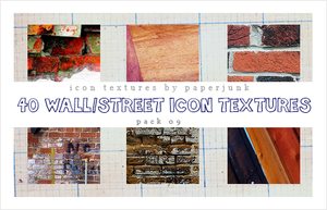 IT Pack 09: Walls/Streets by PaperJunk