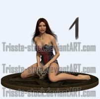 01 by Trisste-stock