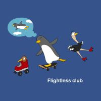 Flightless club 3 by temperolife