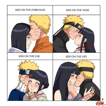 Valentines Day Naruhina Meme by shock777