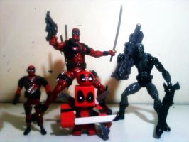 DeadPool Corps by jhuino69