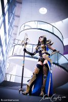 Protoss Wizard II - Stacraft II / Diablo III by KamuiCosplay