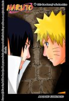 Naruto 485 cover by Ethavisell