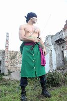 One Piece / Roronoa Zoro Cosplay by JckBlade