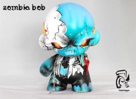 Zombie Bob by FullerDesigns