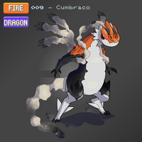 #009 - Cumbraco Fire starter by TheRedJoker351
