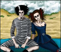 Mr. Todd and Mrs. Lovette by fantasy-fairy