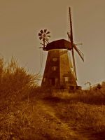 windmill by ciabox