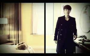 Donghae ~ by awesomesnowflake