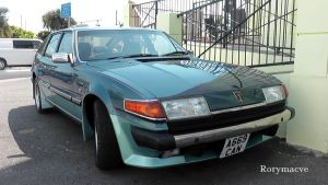 1983 Rover SD1 3500 by The-Transport-Guild