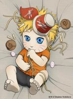 Naruto's First Ramen by Stephany-Q-Vin