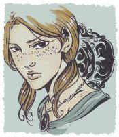 Freckles by emmav