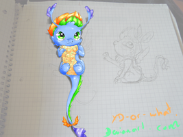 Cute Jumpy in real life ~ by XD-or-what
