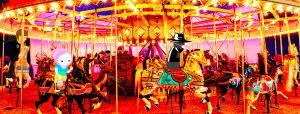 Merry-Go-Stuck by goldenConnpass