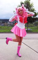 Sailor Chibi Moon Cosplay by Amenoo