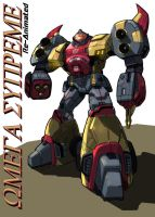 ReAni Omega Supreme Colours by hansime