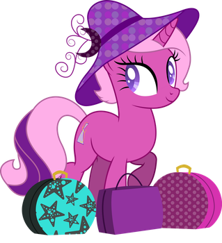 Flares With Luggages-taking a vacation on Saturday by illumnious