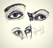Eye studies are the best kind of studies by uneflaneuse