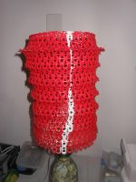Custom Coca-Cola Lamp - Shade I by lizking10152011