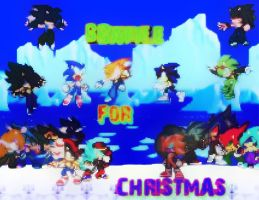 Battle For Christmas Poster by SHANIC1295