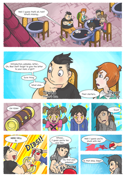 Y's Nuzlocke - Welcome to Vaniville pg.4 by lopatoi