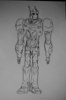 My attempt on TFP style. by Ricky47